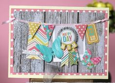 Gorgeous Mother's Day card created by Jennifer Hottinger Sloan using our Vintage Bliss collection - Canadian Scrapbooker Backstage Pass by Jackie Ludlage
