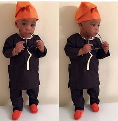 Shop African clothing from our store at the best price. Check out our latest collection of African clothing now! Fashion Kids, Toddler Boy Fashion, African Men Fashion, Toddler Boys, Nigerian Fashion, Ghanaian Fashion, African Women, Fall Fashion, African Babies