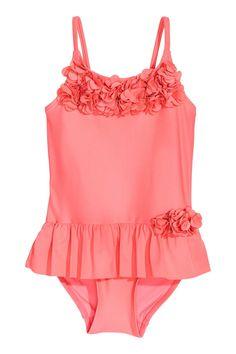 12 Colors DAYU Girls Ruffle Flounce Swimwear Printed Two Piece Swimsuit Size 4-16