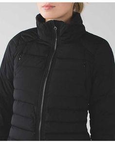 Lululemon Fluffed Up Jacket   $198
