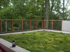 Image result for mid century deck railing