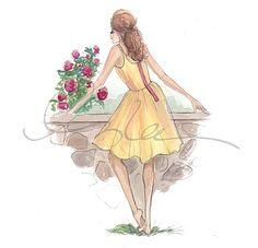 spring // roses // inslee