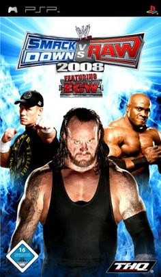 WWE Smackdown vs Raw 2008 * Want additional info? Click on the image.