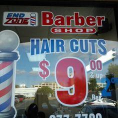 Eddie @ End Zone Barber Shop
