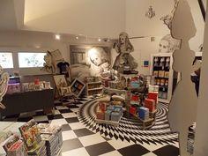 Alice in Wonderland Exhibition
