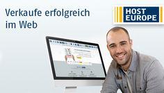 Verkaufe jetzt erfolgreich im Web mit Deinem persönlichen Online-Shop von Host Europe: https://www.hosteurope.de/Online-Shop/ #OnlineShop by #HostEurope (#Host #Europe)