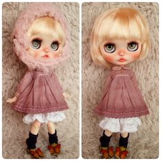 [Nuts] Custom Blythe (USED)  Buy her here:   #blythe #blythedolls #kawaii #cute #rinkya #japan #collectibles #neoblythe #customblythe