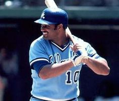 Chris Chambliss-first baseman when we used to go watch!