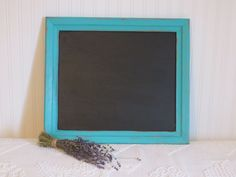 Upcycled picture frame chalkbaord *****SOLD*****