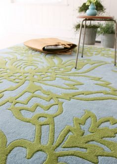 Amy Butler Hand Tufted Wool Rug