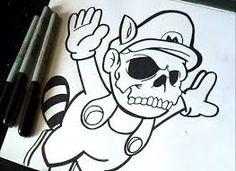 Las 53 Mejores Imágenes De Grafitis En 2019 Cool Drawings Draw Y