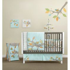 MiGi Little Tree Crib Bedding Collection