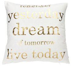 Jastučnica DUEHODE 50x50 krem | JYSK My Room, Throw Pillows, Blankets, Decorations, Rugs, Home Decor, Shopping, Cushions, Homemade Home Decor