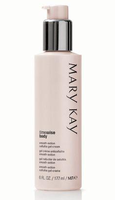 """Mary Kay estreia-se no """"adeus à celulite"""" com produto da linha Timewise"""