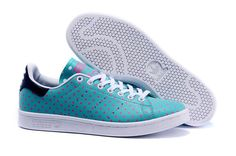 9d1866dcd Adidas PW Stan Smith SPD Mens  amp  Womens Originals Trainers B25404 Woaded  Blue Pink Black