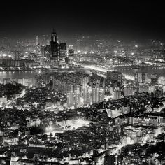 Stunning Black and white Landscapes