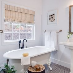 20 Best Bathroom Window Treatments images | Bathroom window ...