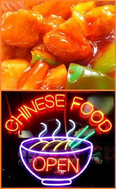 Restaurant Style Sweet & Sour Sauce    The same recipe Chinese restaurants across the country!  : 1/2 cup ketchup (Yes, ketchup! Were you expecting an ancient Chinese secret? lol)   -  1 teaspoon regular soy sauce  -  1/3 cup white vinegar  -  1/2 cup brown sugar  -  1 cup white sugar  -  3/4 cup unsweetened pineapple juice (some use water instead)  -  3 tablespoons cornstarch  -  Mix everything in a saucepan, Put over Medium heat. Whisk constantly till it boils and bubbles. Simple!