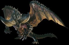Monster Hunter World Nergigante /Nerugigante
