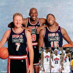 Larry Bird On Dream Team Debate: Dream Team vs. 2012 USA Men's Basketball Team, We're Really Old