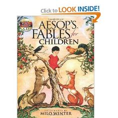 Day 13: Aesops Fables for Children