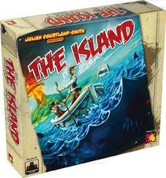 """$32.30 Euros. THE ISLAND, editado en español por ASMODEE IBERICA, de 2 a 4 jugadores a partir de 8 años. En el diriges un equipo de exploradores en una isla que se hunde en el mar. Debes salvar a tu equipo si quieres ganar la partida. La gracia es que cada uno de tus exploradores tiene un valor (un numerito debajo del meeple), que solo puedes ver al principio del juego. Luego moverás a ciegas y el resto de jugadores hará todo lo posible por que tus fichas sean """"devoradas"""" y no escapen…"""