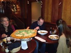 New Year's Eve at the federal restaurant and bar in Agawam, Massachusetts