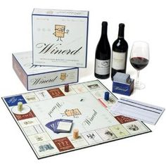 Best Vintage Yet Wine Party Planning, Ideas & Supplies >> Winerd Wine Trivia and Blind Tasting Board Game Wein Parties, Wine Chateau, Wine Games, Different Types Of Wine, Buy Wine Online, Drinking Games, Wine Storage, Fine Wine, Wine Drinks