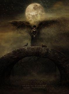 Angel of Death by Carlos-Quevedo.deviantart.com on @deviantART