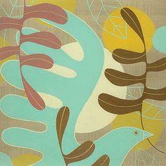 Tracy Walker Illustration - Paintings - arctic tern