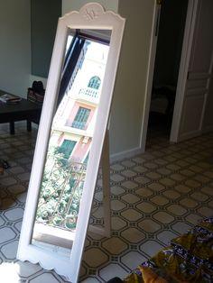 mirall de peu