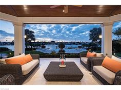 1672 Galleon Dr, Naples, FL 34102 | Life on the water in Port Royal