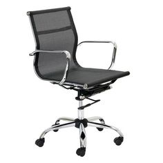 milan direct replica eames executive office. milan direct eames replica mesh executive office chair a