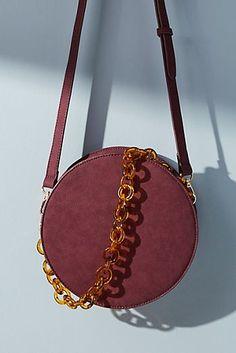 b19fc08527 Chained Circle Crossbody Bag