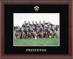 Church Hill Classics offers a selection of custom photo frames for colleges, universities and organizations. Frames are available in horizontal and vertical orientation, and are perfect for college portraits, class or team photos, and all of your favorite college and graduation memories. Search for your school or institution today.