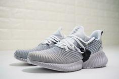 7dfd7a1d04d94 2018 Adidas Alphabounce Instinct Cc M White Grey Cg5590 2018 Fashion Shoe  Sports Shoes