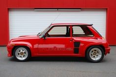 1985 Renault R5 Turbo II