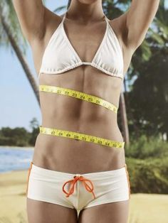 burn fat under the belly button