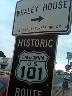 Old Town, San Diego! Love to hit up some old historical places :)