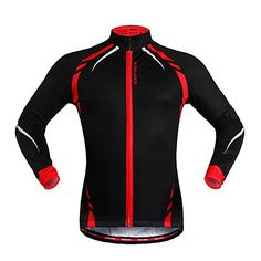 26e3a62ed94 Boys  Cycling Jackets - West Biking Mens and Womens Cycling Jersey Riding  Jacket Cycle Windbreadker Bicycle Long Sleeve Wind Coat     For more  information