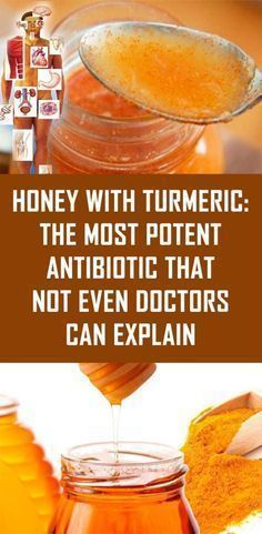 Next Post Previous Post Honey with Turmeric: The Most Potent Antibiotic That not even Doctors Can Explain Honig mit Kurkuma:. Holistic Remedies, Natural Health Remedies, Natural Cures, Herbal Remedies, Natural Life, Flu Remedies, Natural Honey, Psoriasis Remedies, Allergy Remedies