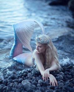 Mermaids And Mermen, Queen Crown, Auras, Ice Queen, Sirens, Planet Earth, Under The Sea, Life Is Good, Fairy Tales