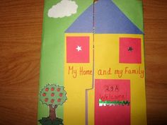 Lifetime Learning At Home: Kindergarten Curriculum. Social Studies: My Home and My Family.