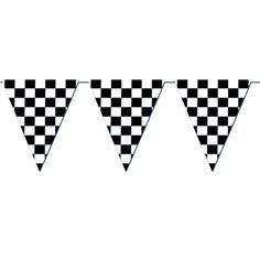 Racing (race car) checkered banner. going to make one and hang it in our Mario Kart tournament area : )