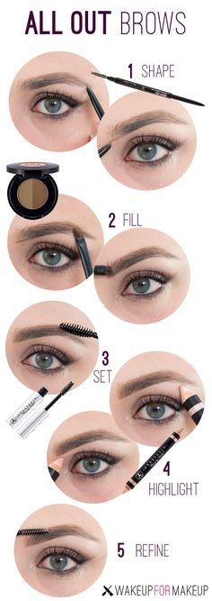 Most days, I grab either my Anastasia Beverly Hills Brow Wiz, pencil in my brows and call it an on-fleek day. Somedays, I gravitate more to a softer brow so I'll use the Anastasia Beverly Hil…