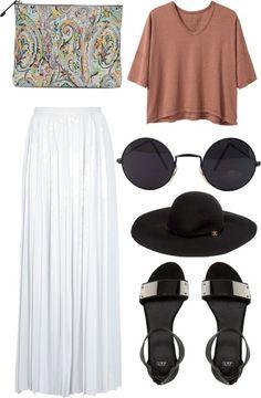 maxi skirt....