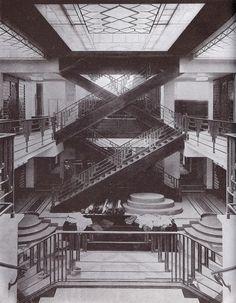1000 images about 1930s interiors on pinterest 1930s for Dep decoration interieur