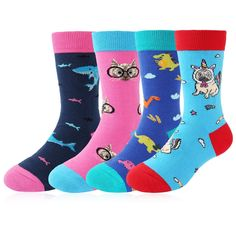 Mens Athletic Low Cut Ankle Sock Animal Giraffe Head Short Fit Sock
