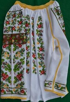 Kit cămaşă naţională Folk Costume, Costumes, Floral Tops, Kit, Popular, Traditional, Embroidery, Women, Fashion