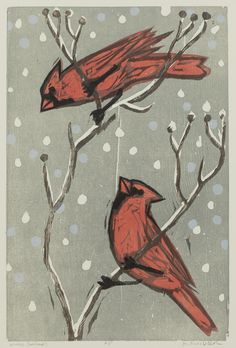 Kent Ambler is a printmaker living in Greenville, South Carolina. His primary print medium is woodcuts / woodblock prints. He has been a full time artist for 21 years. This is a page dedicated to his most recent woodcut prints. He creates multi block February Images, Crow Images, Chicken Images, Blanket On Wall, Linocut Prints, Woodblock Print, Blue Bird, Printmaking